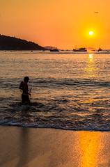 02022019-_MG_6016-Editar-2 (mariohowat) Tags: silhueta riodejaneiro natureza praiavermelha canon6d brasil sunrise nascerdosol brazil