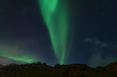 Aurore boréale_4 (Valentin d'Ersu) Tags: scandinavie scandinavia winter lofoten isles island îles norvège aurore boréale northern lights hiver