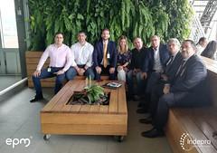 Viajamos a Colombia para visitar a nuestros Clientes y Partners