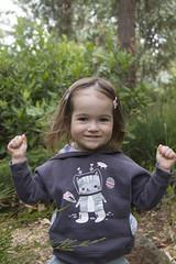 (louisa_catlover) Tags: portrait child toddler daughter tabitha tabby outdoor garden nature karwarra karwarraaustraliannativebotanicgarden kalorama dandenongs dandenongranges victoria australia