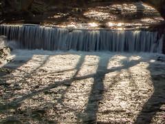 Herkyna Waterfall (fentonphotography) Tags: herkynariver livadeia greece nature longexposurephotography water waterfall