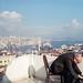 Man Overlooking the Bosphorus