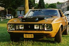 mach003 (72grande) Tags: ford mustang machi t5 1973 tstt21 mediumyellowgold 6c mediumginger ronal