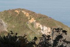 Foto visita a la costa de Ferrolterra incluyendo Estaca de Bares