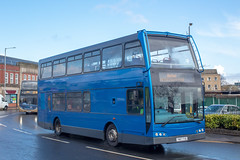 Vision Bus YN57FXE (Mike McNiven) Tags: visionbus vision bolton astleybridge circular readingbus optare olympus scania greatmoorstreet