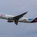 Eurowings Airbus A330-203 D-AXGF