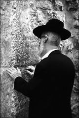 redemption (bostankorkulugu) Tags: jerusalem middleeast holyland israel westernwall hat jew jewish judaism religion praying prayer