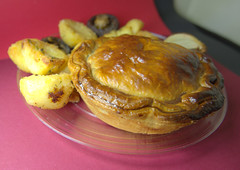 M&S Best Ever Steak Pie (Tony Worrall) Tags: add tag ©2019tonyworrall images photos photograff things uk england food foodie grub eat eaten taste tasty cook cooked iatethis foodporn foodpictures picturesoffood dish dishes menu plate plated made ingrediants nice flavour foodophile x yummy make tasted meal nutritional freshtaste foodstuff cuisine nourishment nutriments provisions ration refreshment store sustenance fare foodstuffs meals snacks bites chow cookery diet eatable fodder ilobsterit instagram forsale sell buy cost stock ms best ever steak pie potato roast meat
