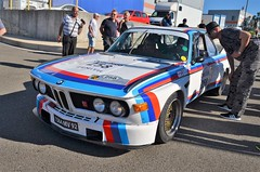 BMW 3.0L CSL 1972 (benoits15) Tags: bmw 30 csl 1972 german car ledenon racing classic