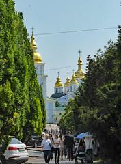 Towards St. Michael's Monastery (1)