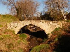 Pont Romà de Cornudella (1) (calafellvalo) Tags: llegersantjaumedomenyscornudellscalafellvalobaixpenedès santjaumedelsdomenys cornudella lleger lletger baixpenedès pontromà puenteromano calafellvalo marmellar ermitas