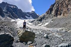 Gita al ghiacciaio di Ventina (giorgiorodano46) Tags: luglio2015 july 2015 giorgiorodano valmalenco valtellina lombardia italy chiareggio alpeventina ghiacciaio ghiacciaiodiventina hiking escursionismo tomic