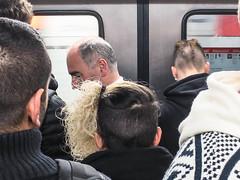 Peinados del Metro (efe Marimon) Tags: canonpowershots120 felixmarimon barcelona peinados metro peinadosdelmetro