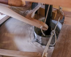 Holgate Windmill milling day - 01