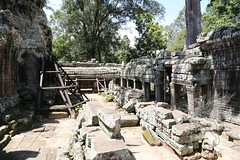 Angkor_Banteay Kdei_2014_56