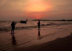 Sunset on Ao Nang beach (William Matthews Photography) Tags: mueangkrabi krabi thailand th sunset aonang olympusomdem1markii olympus1240mmf28pro olympusmzuikodigitaled1240mmf28pro olympusuk