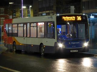 Stagecoach on Teesside 27163 (SN64 OJM)