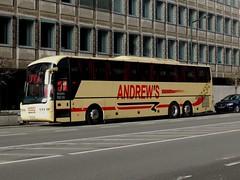 DSCN7615 Andrew#s, Tideswell 8732 PG (Skillsbus) Tags: belgium andrews tideswell derbyshire england peakdistrict neoplan euroliner 8732pg