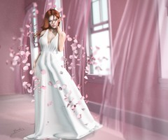 LOTD 145 (The Essence Of Fashion) Tags: genusproject letre maitreya doux blossom kaithleens fetishfair foxcity collabor88 c88 secondlife blog fashion pose backdrop 3d virtual