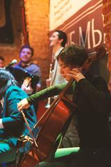 IMG_6365 (Mike Pechyonkin) Tags: 019 moscow москва club клуб bar бар musebar бармьюз live group группа volchok musician instrumentalist музыкант man мужчина girl woman девушка