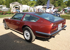 Maserati Indy 4900 1973 (Zappadong) Tags: maserati indy 4900 1973 classic days schloss dyck 2018 zappadong oldtimer youngtimer auto automobile automobil car coche voiture classics oldie oldtimertreffen carshow