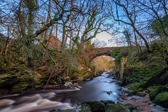 Christmas walk in the Roe Valley country park (jac.photography49) Tags: bridge exposure reflections fullframe fauna ngc images ireland view wideangle 5dmkiii sky rocks park northernireland river roevalley roe valley water winter
