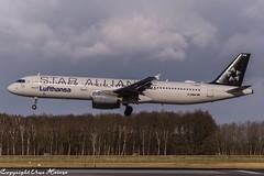 Lufthansa D-AIRW (A) (U. Heinze) Tags: aircraft airlines airways airplane planespotting plane haj hannoverlangenhagenairporthaj eddv flugzeug nikon d610