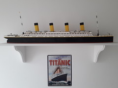 20190323_085550 (jazzlarsen) Tags: titanic rmstitanic legotitanic lego steamship ship vessel thomasandrews belfast southampton newyork whitestarline oceanliner iceberg engineering