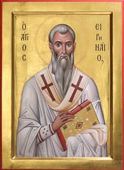 Образ священномученика Иринея Лионского