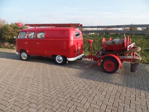 "RF-84-61 Volkswagen Transporter bestelwagen 1957 ""Brandweer - Meliskerke"" • <a style=""font-size:0.8em;"" href=""http://www.flickr.com/photos/33170035@N02/46574743931/"" target=""_blank"">View on Flickr</a>"