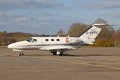 G-FFFC Cessna 510 Citation Mustang Blackbushe 26th March 2019 (michael_hibbins) Tags: gfffc cessna 510 citation mustang blackbushe 26th march 2019 business bizjet biz corporate corp corps executive private civil g british britian uk united kingdom britain europe european jets jet aeroplane aerospace aircraft airplane aero airfields airport airports planes plane