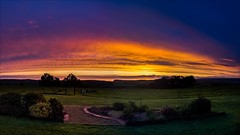 P2241890-Edit Arabella Country House (Dave Curtis) Tags: victoria greatoceanwalk sunset arabellacountryhouse arabella farm 2014 australia em5 omd olympus places september wa westernaustralia panorama