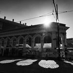 Evening Shadows At Saturday Market thumbnail