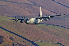 RAF C-130J Hercules, Dunmail, LFA17 (TheSpur8) Tags: lowlevel c130j heavy aircraft landlocked hercules lakedistrict uk military skarbinski dunmailraise 2019 places transport raf