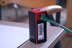 Hootoo wifi VDN © BB (villenevers) Tags: rotonde tablette tablettes numérique enfant élève hootoo primaire école classe wifi