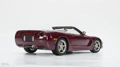 Corvette C5 50Aniv-06 (M3d1an) Tags: chevrolet corvette c5 50th anniversary 118 diecast autoart roadster
