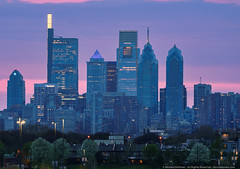 Philadelphia (mhoffman1) Tags: centercity comcastcenter comcasttechnologycenter libertyplace philadelphia philly southphilly city cityscape downtown skylline sunset urban