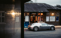16.4. (Alex Penfold) Tags: bugatti veyron supercars super car cars autos alex penfold 2019 dk engineering chorleywood matte silver beige