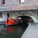 Broad Street Tunnel reopened to towpath and boat traffic - Waterbus