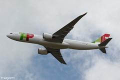 CS-TUC TAP Air Portugal (Thiago Pereira Machado) Tags: cstuc tap a339 neo bsb brasilia