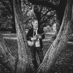 DrewJam (eskayfoto) Tags: canon eos 700d t5i rebel canon700d canoneos700d rebelt5i canonrebelt5i monochrome mono bw blackandwhite sk201810234201editlr sk201810234201 lightroom portrait guitar forest woods woodland guitarist drewjam drewjammusic thetruth tree trees hertfordshire letchworthgardencity letchworth music single square artwork musician singersongwriter park trunk treetrunk october autumn