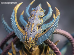 Queen of Ecstasy (whitemetalgames.com) Tags: platinum level lady pleasure creature caster greater daemon keeper secrets proxy gw 40k aos age sigmar games workshop whitemetalgames wmg white metal painting painted paint commission commissions service services svc raleigh knightdale knight dale north carolina nc hobby hobbyist hobbies mini miniature minis miniatures tabletop rpg roleplayinggame rng warmongers