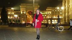 Milano - Piazza del Duomo (Alessia Cross) Tags: crossdresser tgirl transgender transvestite travestito