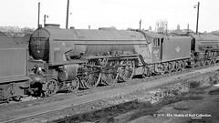 03/10/1964 - York (50A) MPD. (53A Models) Tags: britishrailways peppercorn lner a1 462 60147 northeastern steam withdrawn york 50a mpd train railway locomotive railroad