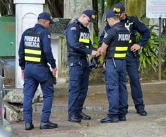 Limon, Costa Rica Police (Stabbur's Master) Tags: cruising cruise carnivalcruiseline costarica limon police limonpolice limonpolicia policia costaricapolice costaricapolicia centralamerica