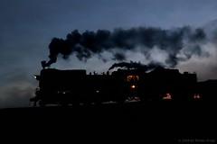 I_B_IMG_1428 (florian_grupp) Tags: asia china steam train railway railroad sandaoling xinjiang muslim desert landscape js ore mine 282 mikado steamlocomotive locomotive opencastmine