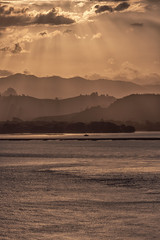 181210_2425 Athenree Sunset, New Zealand (MiFleur...Thanks for visiting!) Tags: newzealand travel