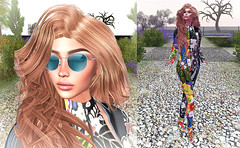 LuceMia - On9 Event (2018 SAFAS AWARD WINNER - Favorite Blogger - MISS ) Tags: on9event bakaboo letituier hair glass haysuriza exclusive robertaoutfit sl secondlife mesh fashion creations blog beauty hud colors models lucemia event