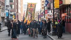 The parade of dragons. (kuntheaprum) Tags: chinatownboston chinesenewyearcelebration yearofthepig sony a7riii tamron 2470mm f28 festival parade dragon firework