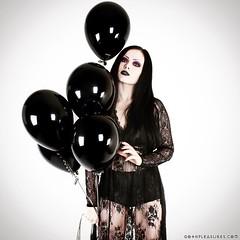 Photo (gothlovergirl) Tags: goth girls alt pretty gothic sexy tattoos